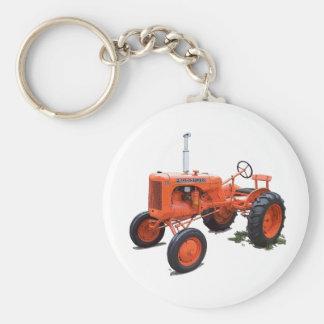 Model B Basic Round Button Keychain