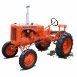 "Model B Statuette<br><div class=""desc"">The Allis-Chalmers Model B farm tractor</div>"