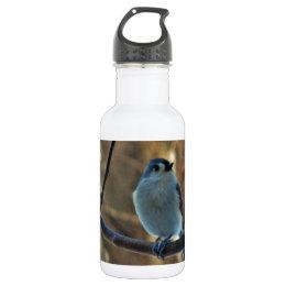 model behavior water bottle