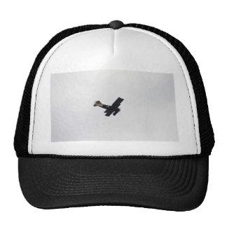 Model Biplane In Flight Trucker Hat