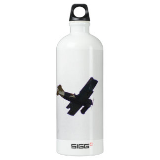 Model Biplane In Flight SIGG Traveler 1.0L Water Bottle