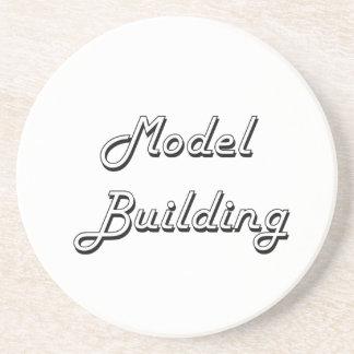 Model  Building Classic Retro Design Coaster