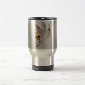 Model Cyclists Travel Mug