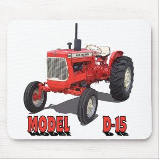 Model D-15 Mouse Pad