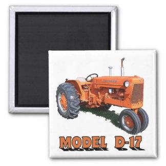 Model D-17 Fridge Magnet