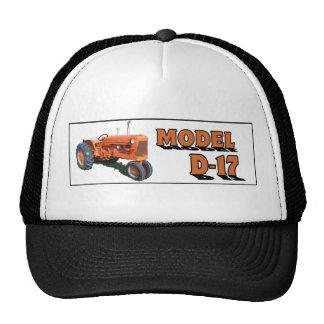 Model D-17 Mesh Hat