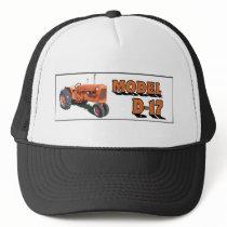 Model D-17 Trucker Hat