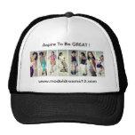 Model Dreams12 LLC Aspiring Supporters Item Hats