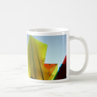 Model for a Hotel, Thomas Schutte's sculpture Coffee Mugs