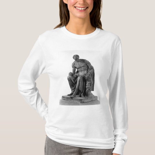 Model for a monument to Jean-Jacques Rousseau T-Shirt