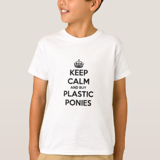 Model Horse Lovers Kids Youth T Shirt