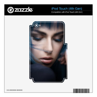 model iPod touch 4G skin