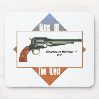 Model New Army .44 Mouse Pad