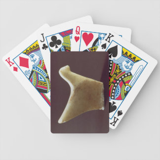 Model of a bird, early Cycladic, c.2800-2300 BC (m Bicycle Playing Cards
