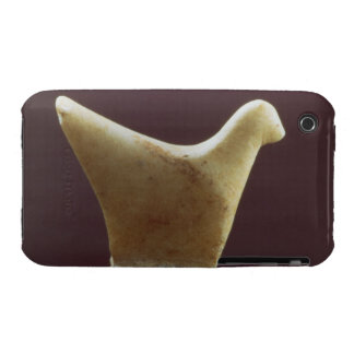 Model of a bird, early Cycladic, c.2800-2300 BC (m iPhone 3 Cover
