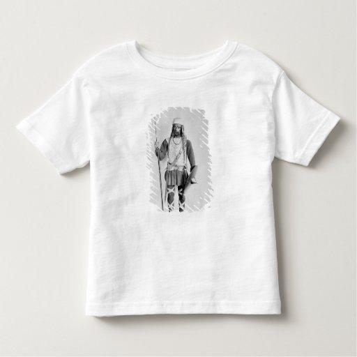 Model of a Frankish warrior Tee Shirt