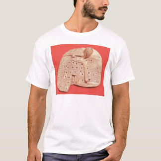 Model of a sheep's liver T-Shirt