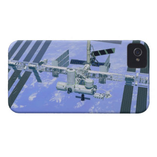 Model of an International Space Station iPhone 4 Case