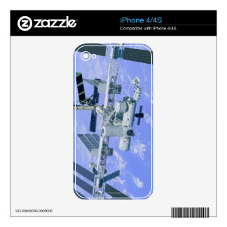 Model of an International Space Station Skin For iPhone 4