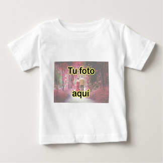 Model of order of group in baby target baby T-Shirt