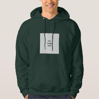 Model of order of group in target of hoodie