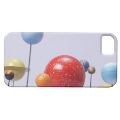 Model of planets iPhone 5 cases