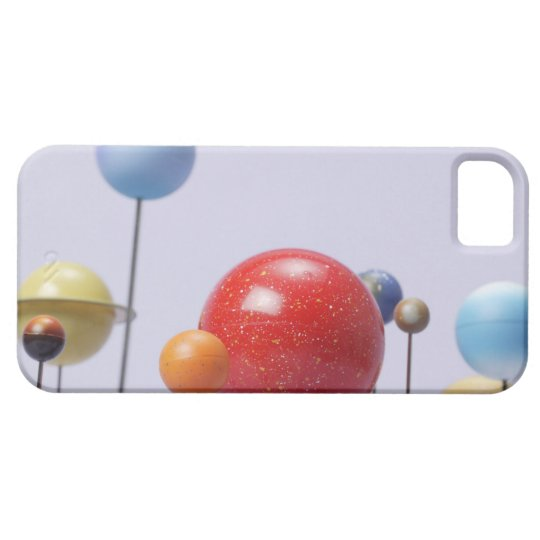 Model of planets iPhone SE/5/5s case