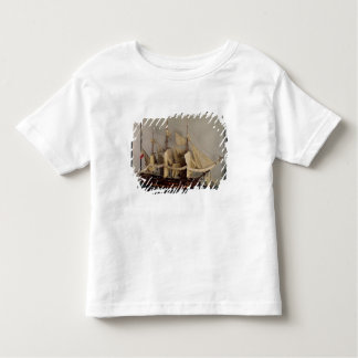 Model of the ship 'L'Achille' Toddler T-shirt