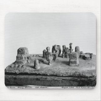 Model of the 'Sit Shamsi' ceremony Mouse Pad