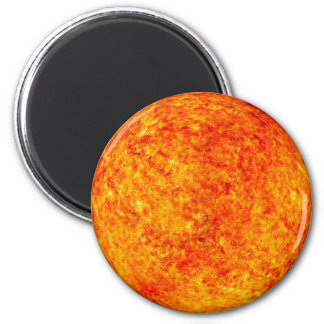 Model of the Sun Sternstunden Exhibition Magnets