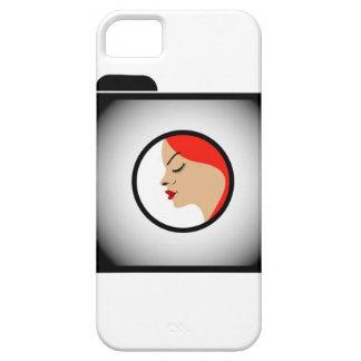 Model photo shoot iPhone SE/5/5s case