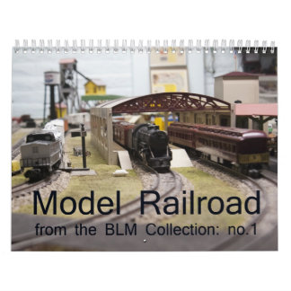 Model Railroad Calendar