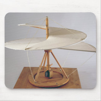 Model reconstruction of da Vinci s design Mousepads