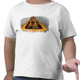 Model reconstruction of da Vinci's design T Shirt