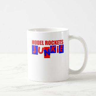 Model Rockets Coffee Mug