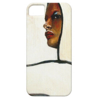 Model Simone iPhone 5 Case
