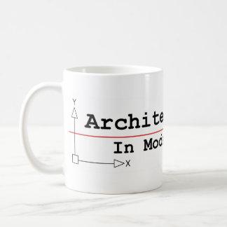 model space coffee mug