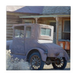 Model T  And Old Historic home Ceramic Tiles