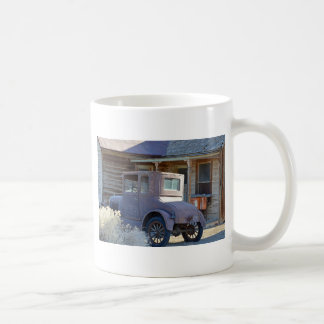 Model T  And Old Historic home Coffee Mug