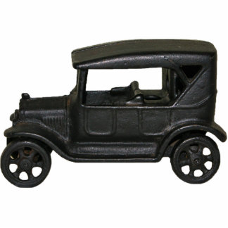 Model T Key Chain Photo Sculpture