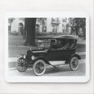 model t mouse pad