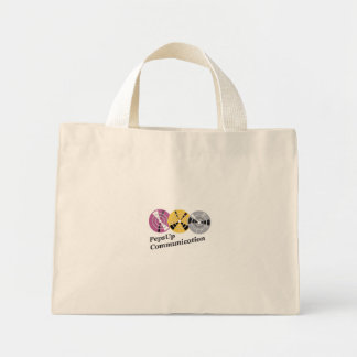 Model: Tiny hold-all Mini Tote Bag