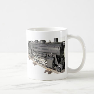 Model Train Engine Coffee Mug