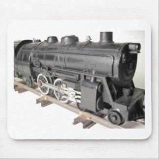 Model Train Engine Mouse Pad