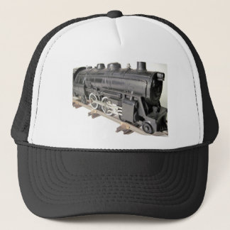 Model Train Engine Trucker Hat