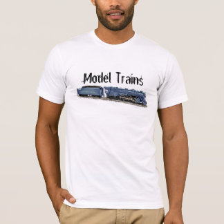 Model Trains T-shirt