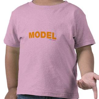Model Tee Shirts