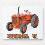 Model U Mousepads