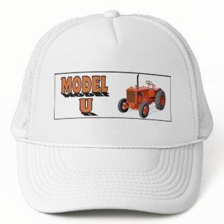 Model U Trucker Hat