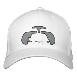 MODEL X - Darkness Embroidered Baseball Cap